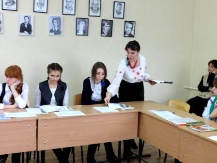 """Відкритий урок """"Декоративно-прикладне мистецтво та художні промисли України"""""""
