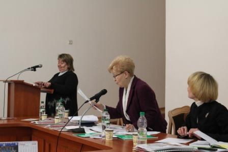 Засідання вченої ради НАПН України