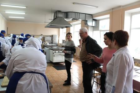 Міжнародна співпраця з SES (харчовий та ресторанний напрямок)