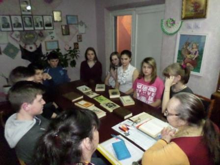 До 202 річниці з дня народження Шевченка. Літературні читання
