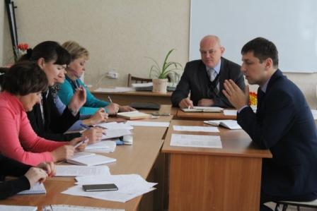 Засідання творчої групи експериментального майданчика