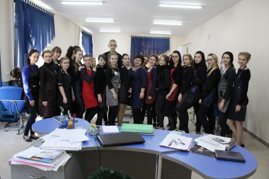 Академічний показ учнівських робіт групи ПМП-15-8