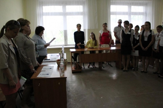 """ДКА з професії """"Декоратор вітрин"""" в гр. КД-15-2"""